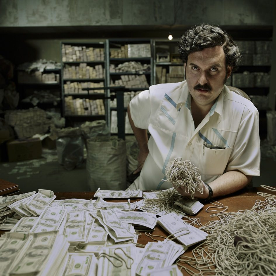 Milyoner Pablo Escobar Sözleri