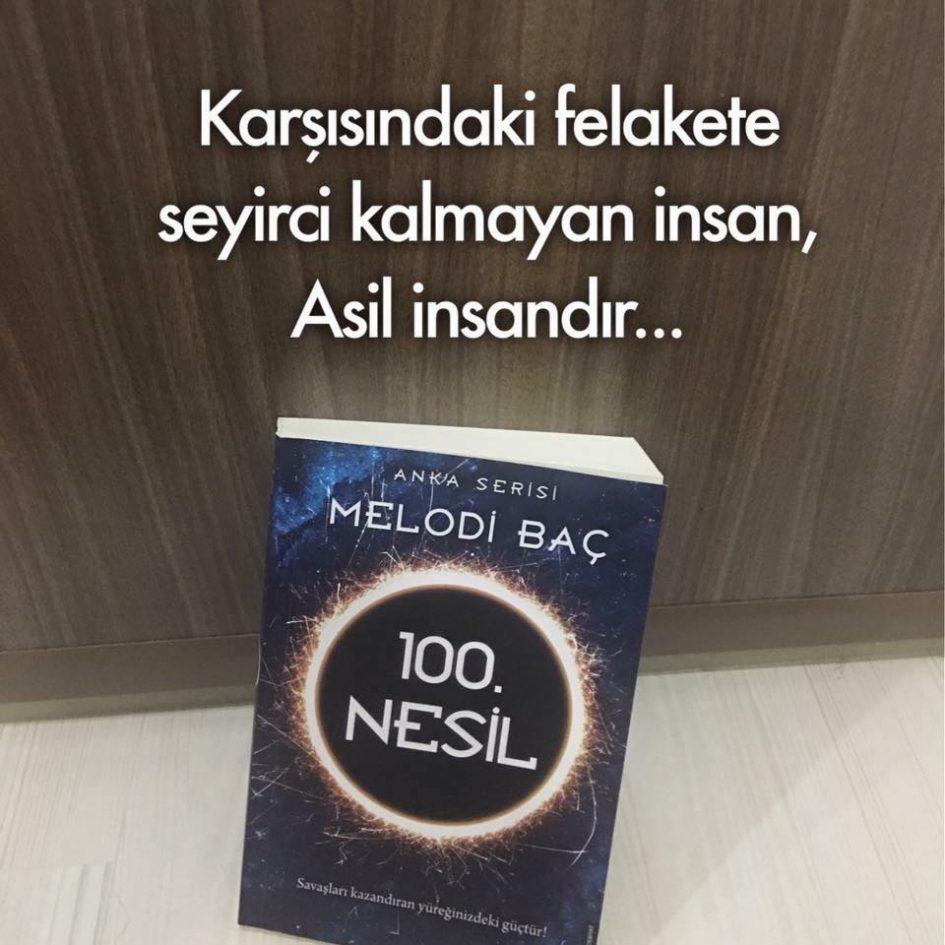 100. Nesil (Felaket), Melodi Baç