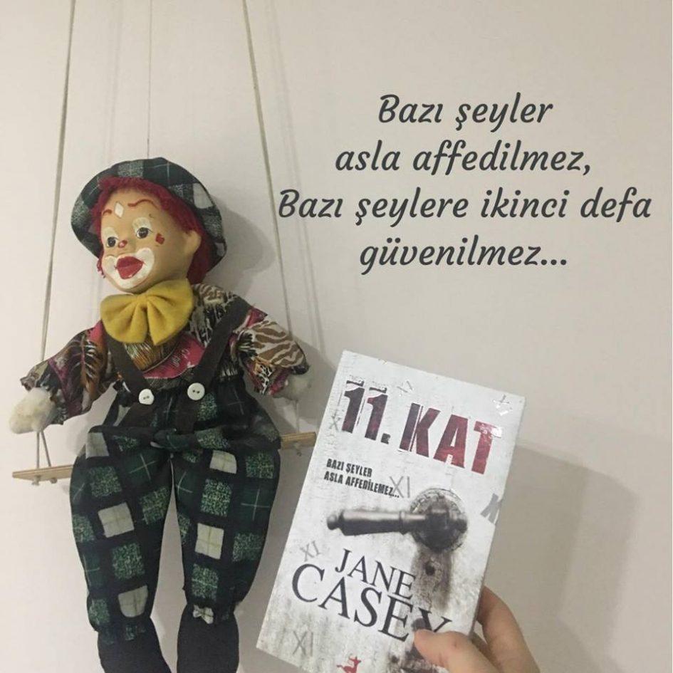 11. Kat, Jane Casey