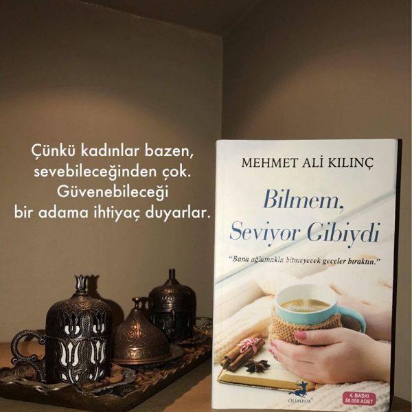 Bilmem Seviyor Gibiydi (Güven), Mehmet Ali Kılınç