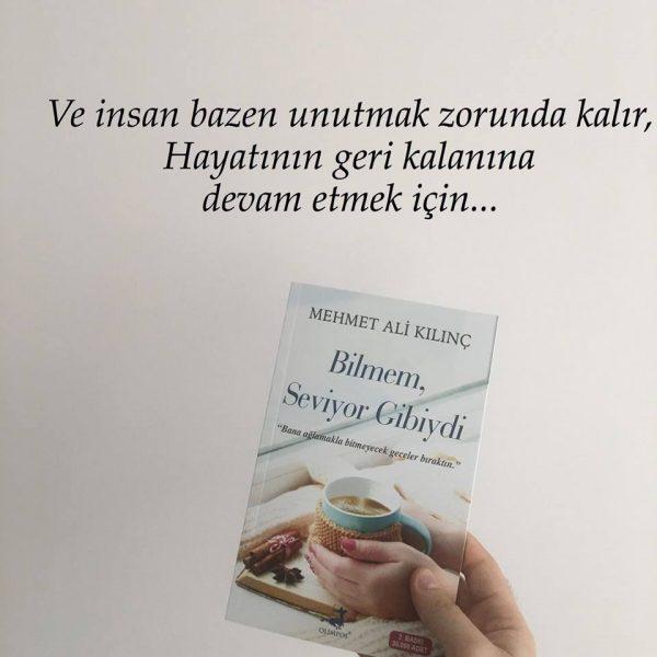 Bilmem Seviyor Gibiydi (Unutmak), Mehmet Ali Kılınç