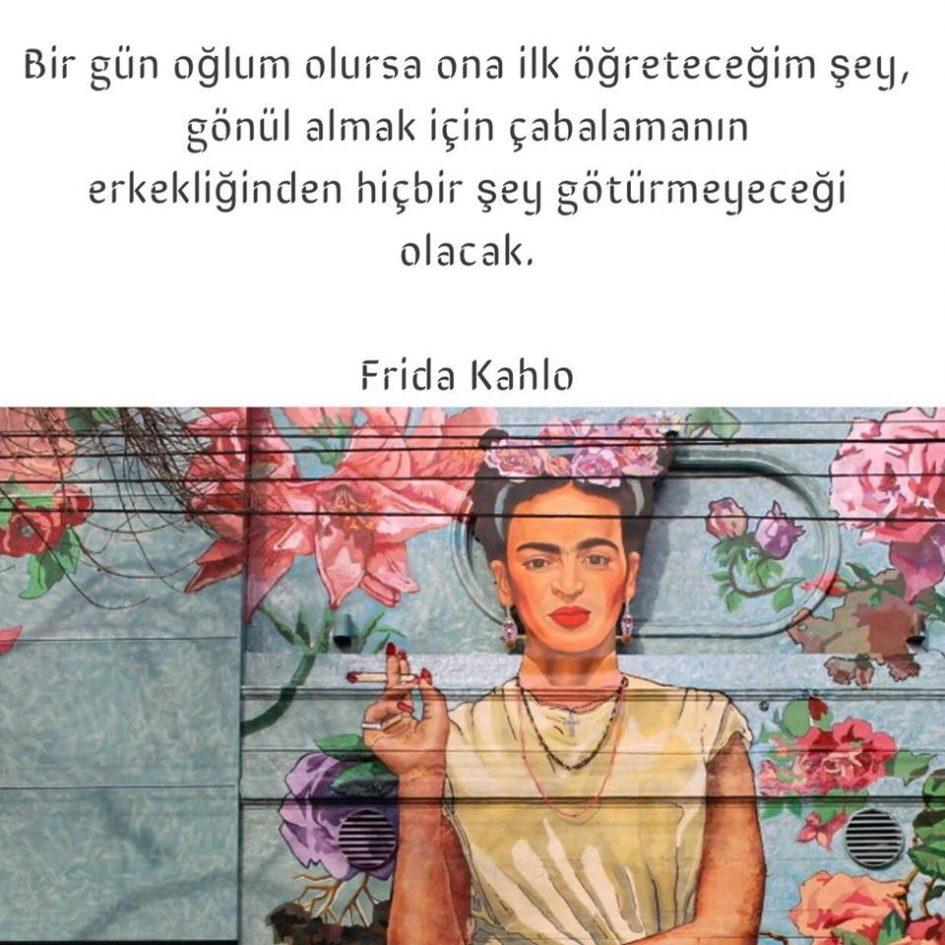 Gönül Almak, Frida Kahlo
