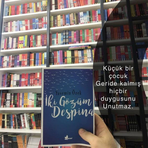 İki Gözüm Despina (Küçük Çocuk), Yasemin Özek