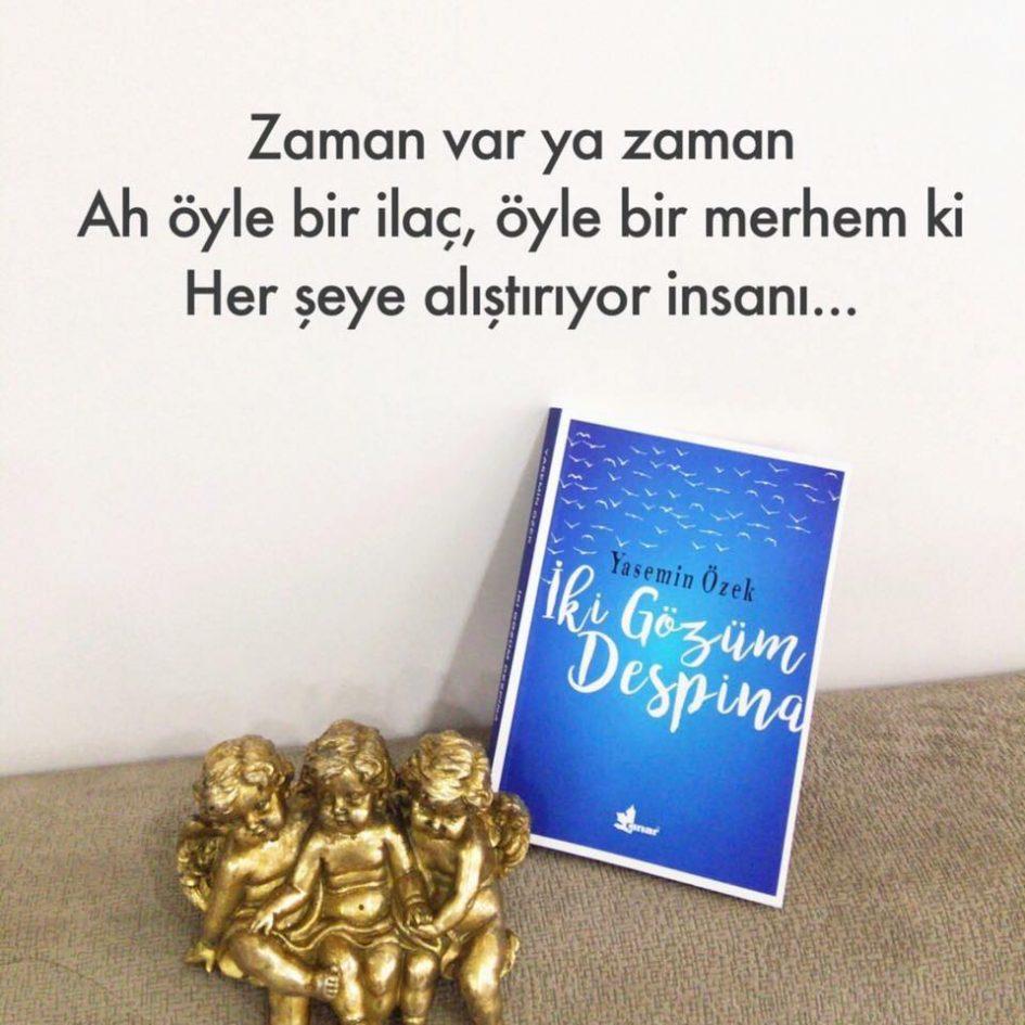İki Gözüm Despina (Zaman), Yasemin Özek