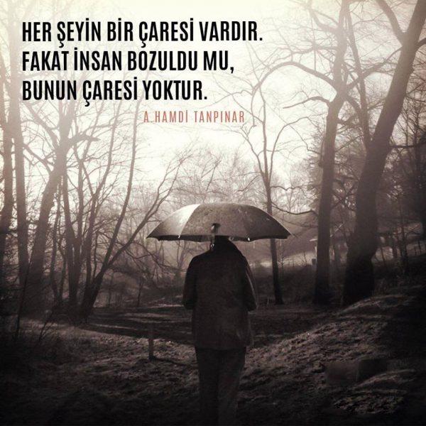 İnsan, Ahmet Hamdi Tanpınar