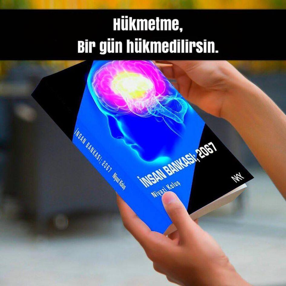 İnsan Bankası; 2067, Niyazi Koluş