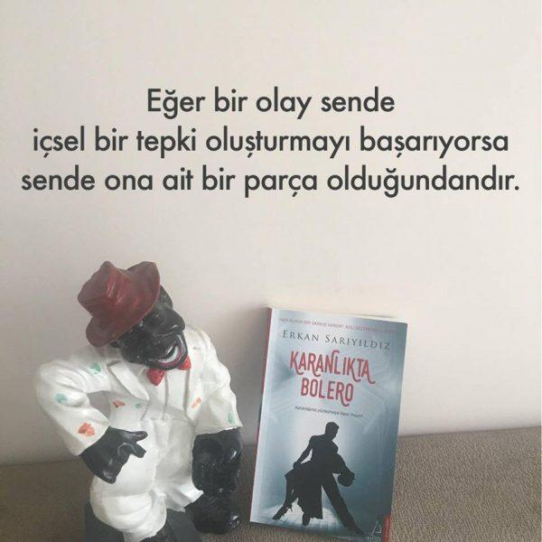 Karanlıkta Bolero, Erkan Sarıyıldız