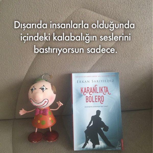 Karanlıkta Bolero (İnsan), Erkan Sarıyıldız