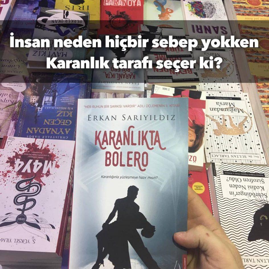 Karanlıkta Bolero (Karanlık), Erkan Sarıyıldız