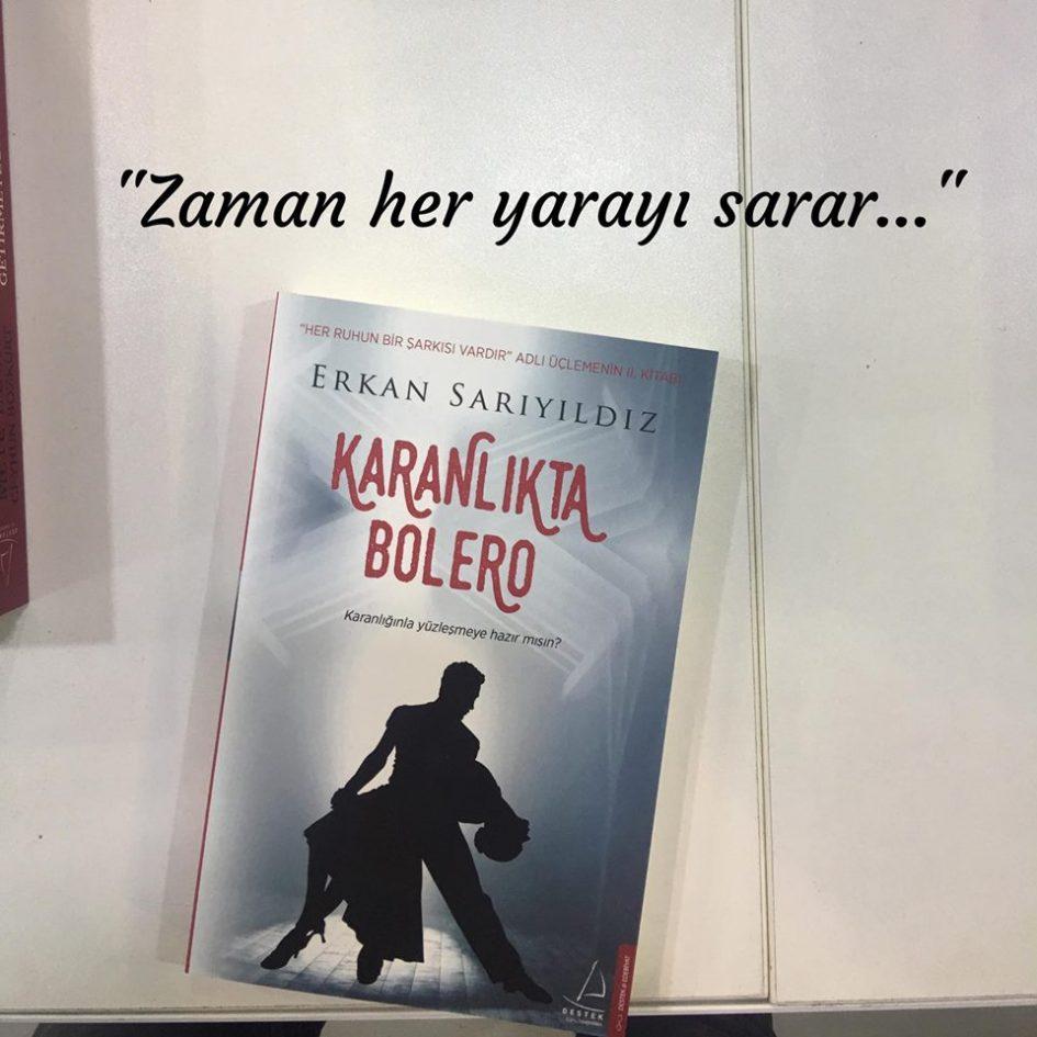 Karanlıkta Bolero (Zaman), Erkan Sarıyıldız