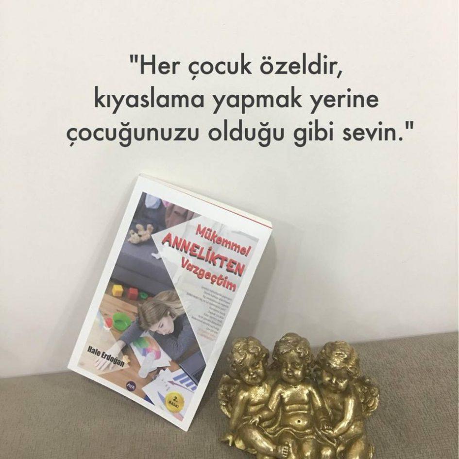 Mükemmel Annelikten Vazgeçtim (Çocuk), Hale Erdoğan