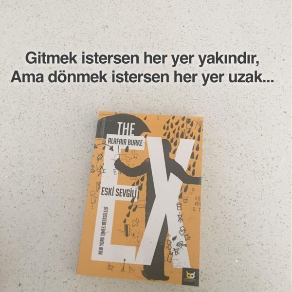 The Ex: Eski Sevgili, Alafair Burke