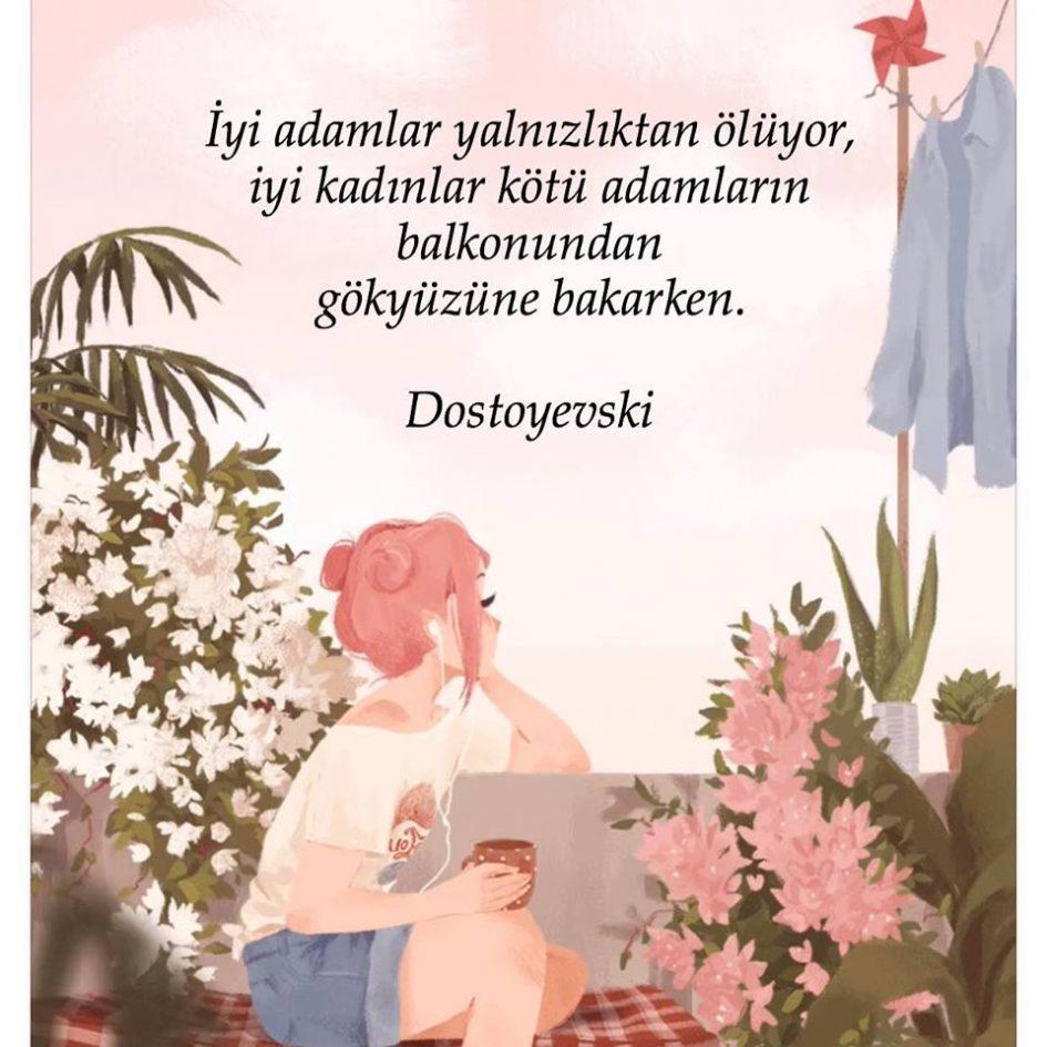 Yalnızlık, Fyodor Dostoyevski