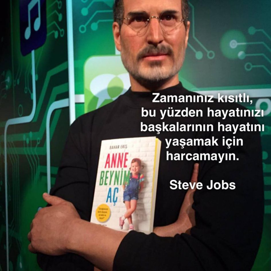 Zaman, Steve Jobs