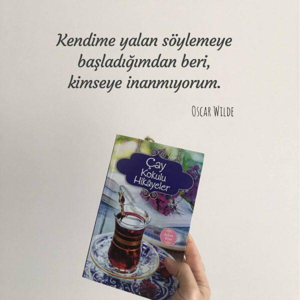 Çay Kokulu Hikayeler, Oscar Wilde