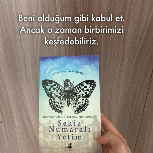 Sekiz Numaralı Yetim, Kim van Alkemade