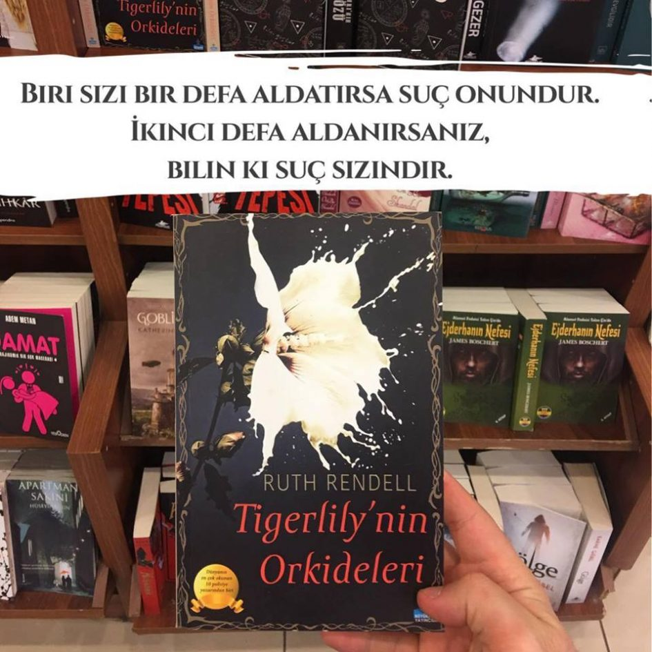 Tigerlily'nin Orkideleri, Ruth Rendell