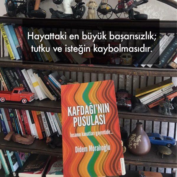 Kafdağı'nın Pusulası, Didem Moralıoğlu