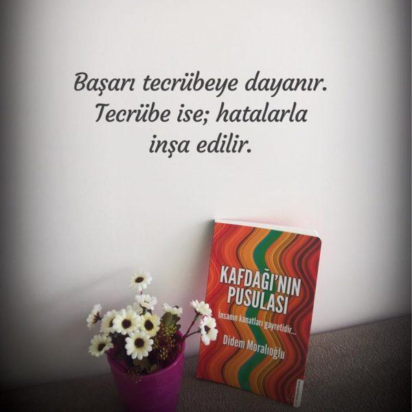 Kafdağı'nın Pusulası (Tecrübe), Didem Moralıoğlu