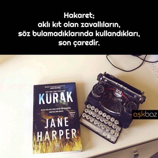 Kurak, Jane Harper